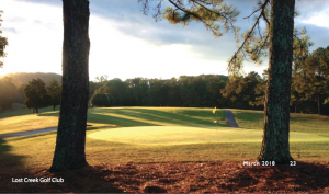 Photo of Lost Creek Golf Club from Appalachian Electric Magazine